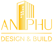 Logo AN PHÚ Design & Build